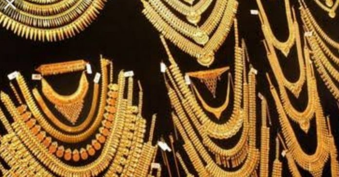 Gold prices rise again